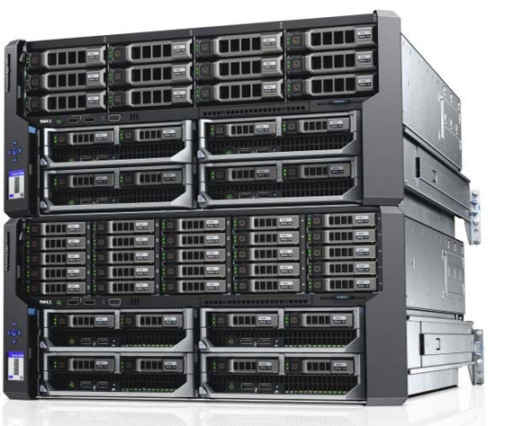 Dell PowerEdge VRTX Rack-mount