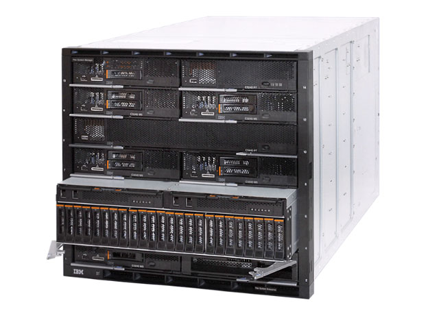 IBM Flex V7000 Storage Node