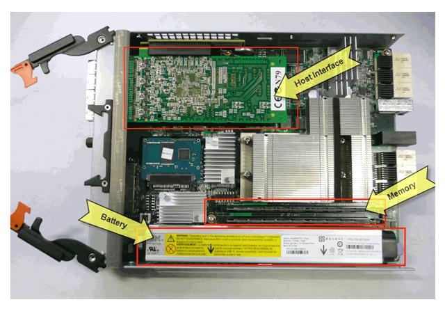 Дисковый массив Lenovo S2200 64114B4/2